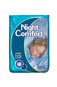 Libero Night Comfort Large (35-60 kg)